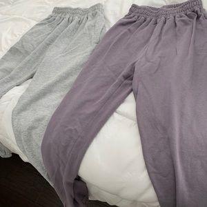 Missguided sweatpants set
